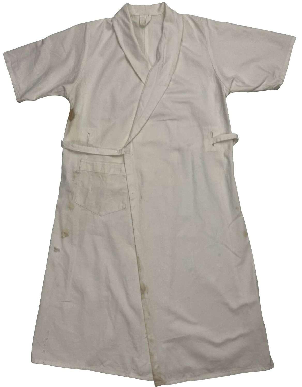 Original WW2 ATS Cooks Wrap Dress Overall