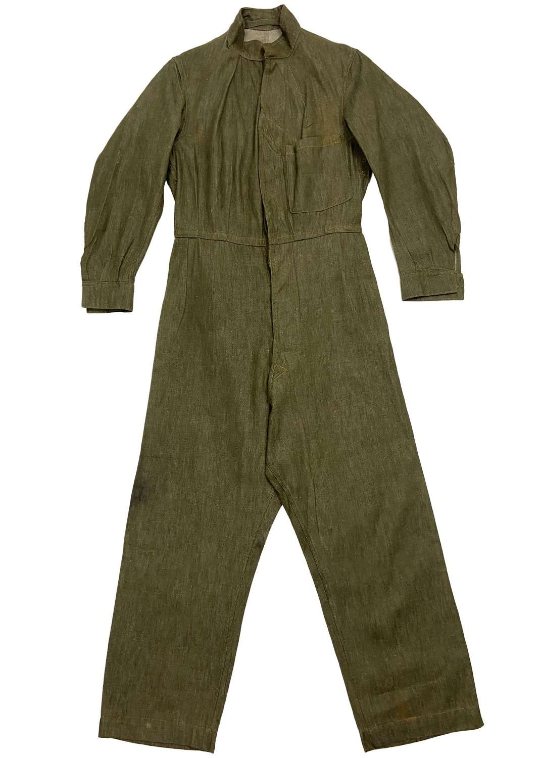 Original 1942 Dated Auxiliary Territorial Service Overalls