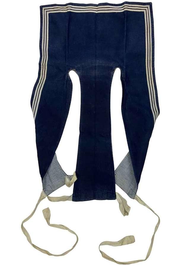 Original Royal Navy 'Collar, Blue Jean'