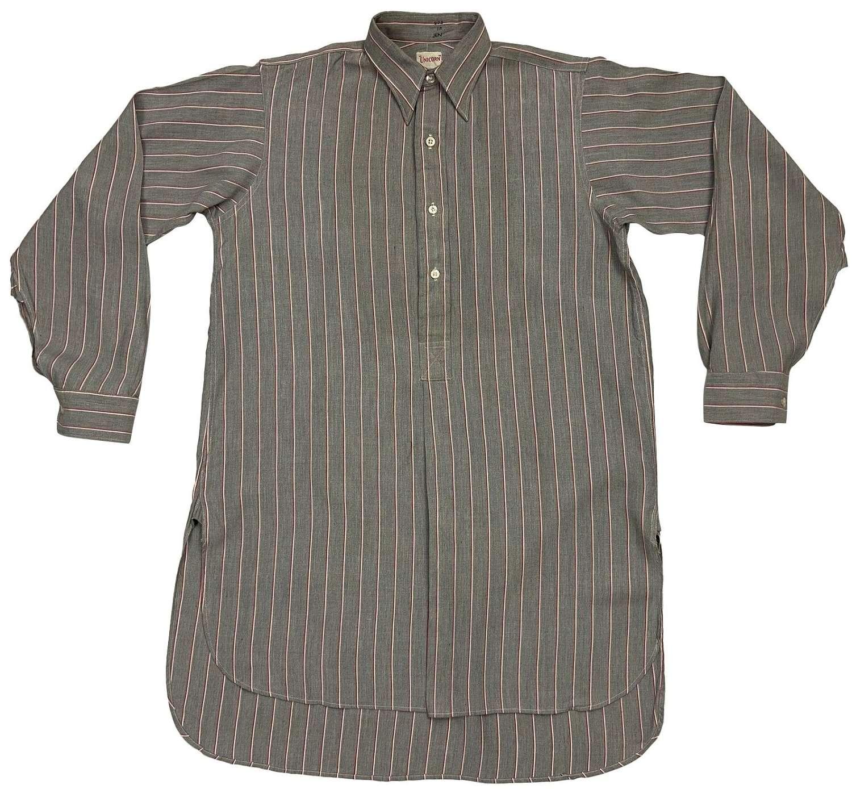 Original 1940s Men's Collared shirt by 'Unicorn'