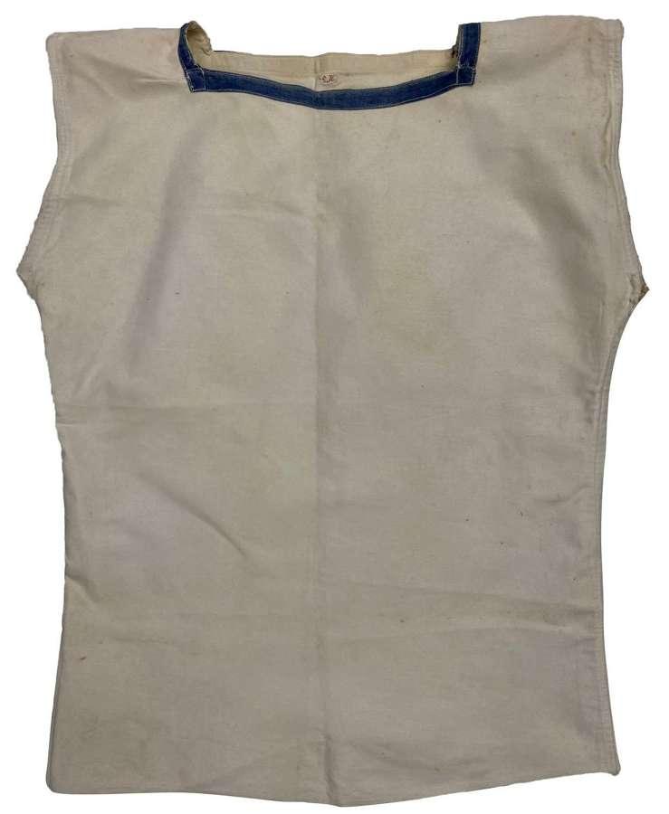 Original Royal Navy Cotton Flannel Cut-Off