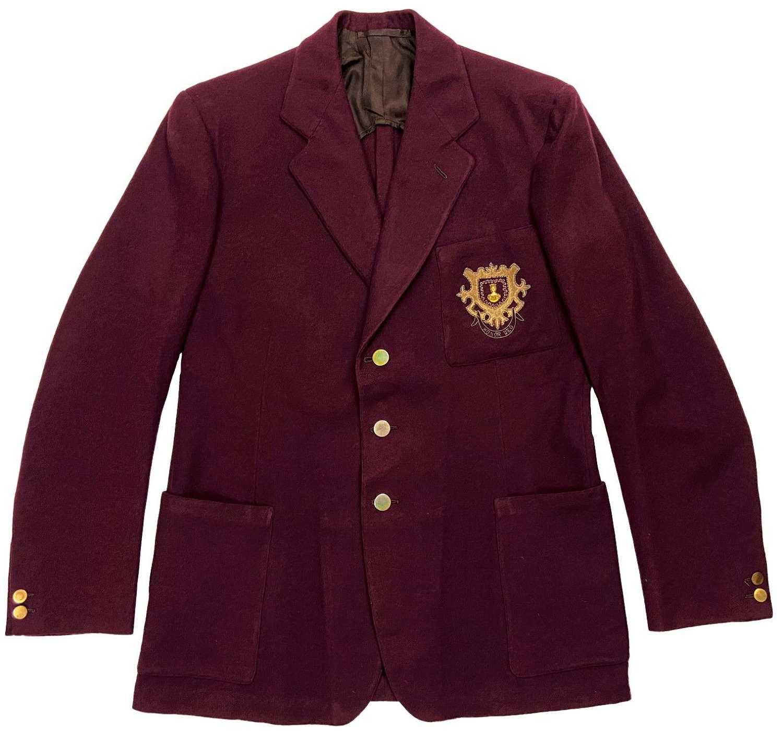 Original 1950s Old Mercers' Club Blazer