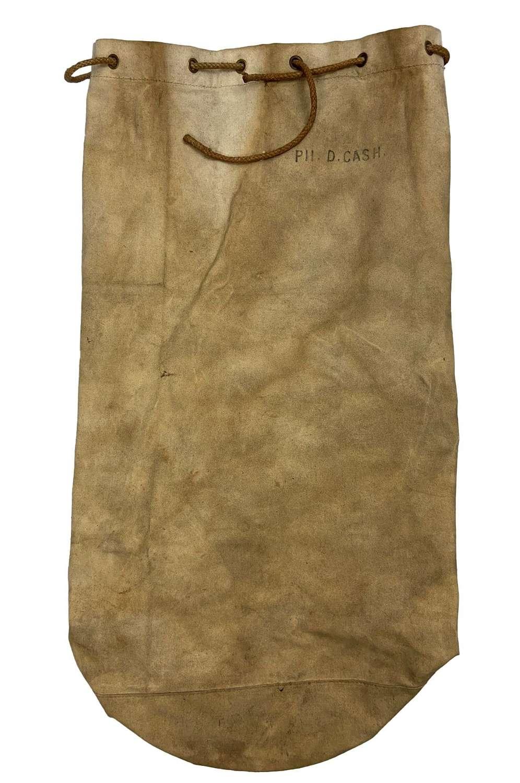 Original 1942 Dated RAF Kit Bag