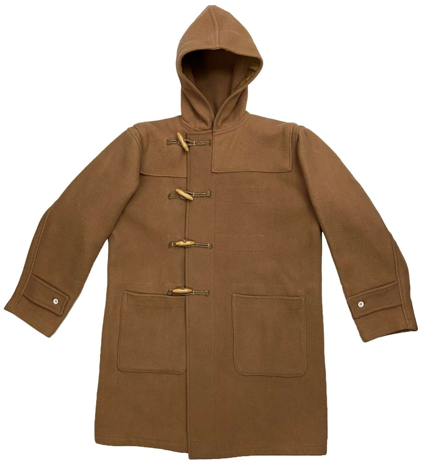 Original 1940s British Duffle Coat