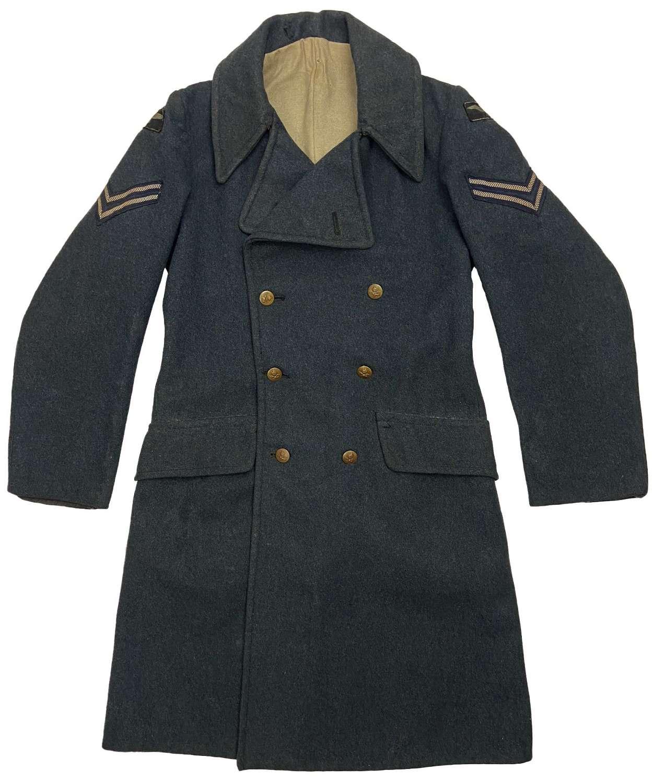Original 1945 Dated RAF Ordinary Airman's Greatcoat