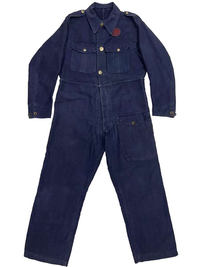 Scarce Original ARP 41 Bluette Overalls