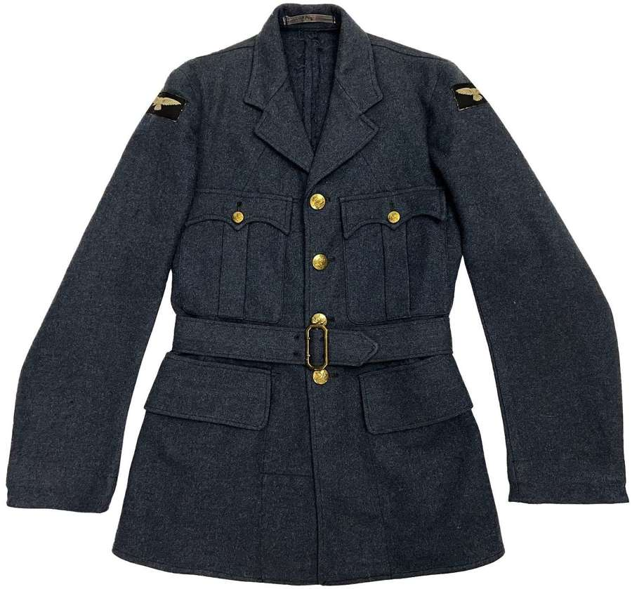 Original 1947 Dated RAF Ordinary Airman's Tunic - Size 10