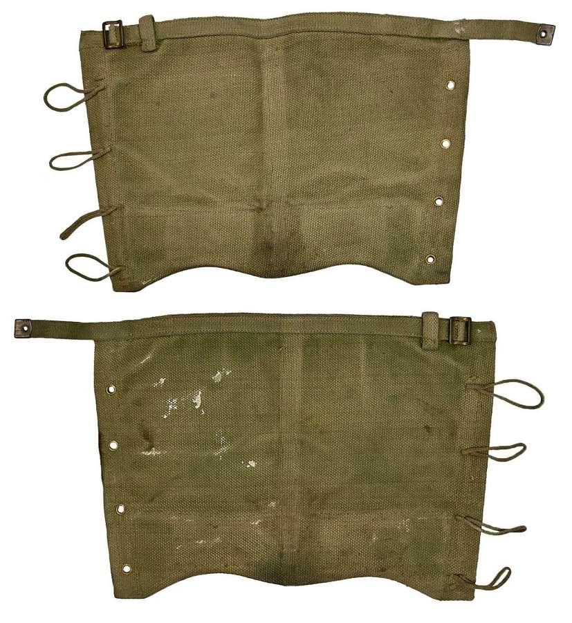 Original Royal Navy 1919 Pattern Webbing Leggings