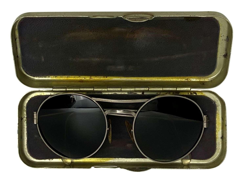 Original 1950s RAF Type G Sunglasses