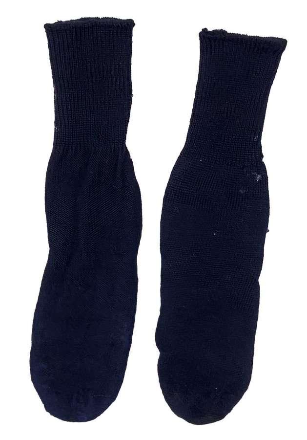 Original Royal Navy Woollen Socks