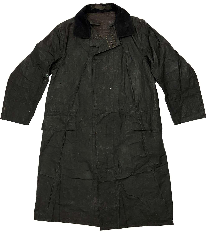 Original 1951 Dated Royal Navy Gasproof Coat