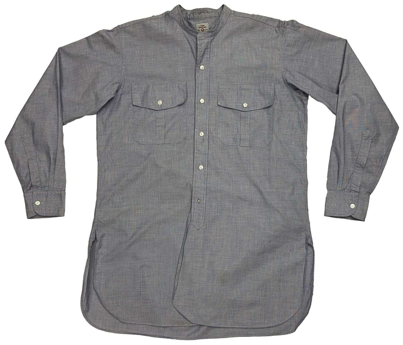 Original 1950s RAF / Police Shirt by 'Van Heusen'