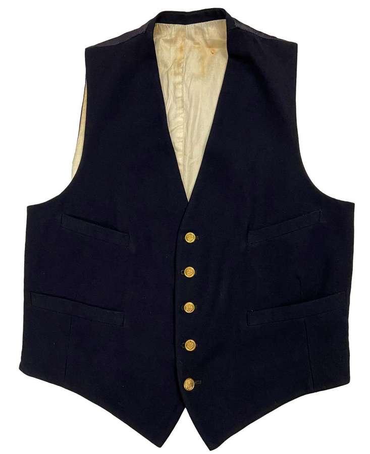 Original Royal Navy Petty Officers Waistcoat