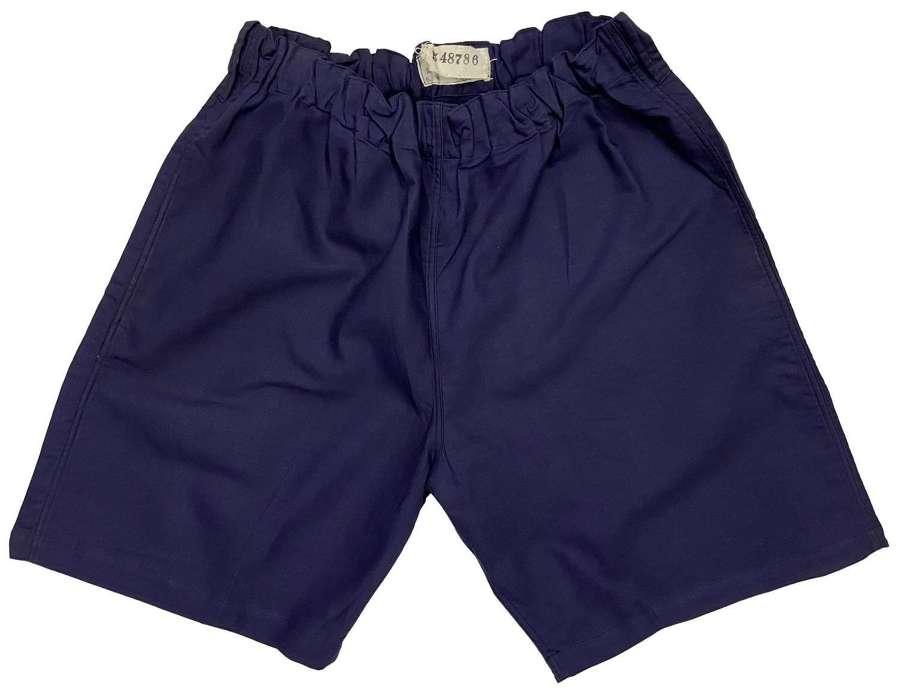Scarce 1937 Dated RAF Physical Training Shorts