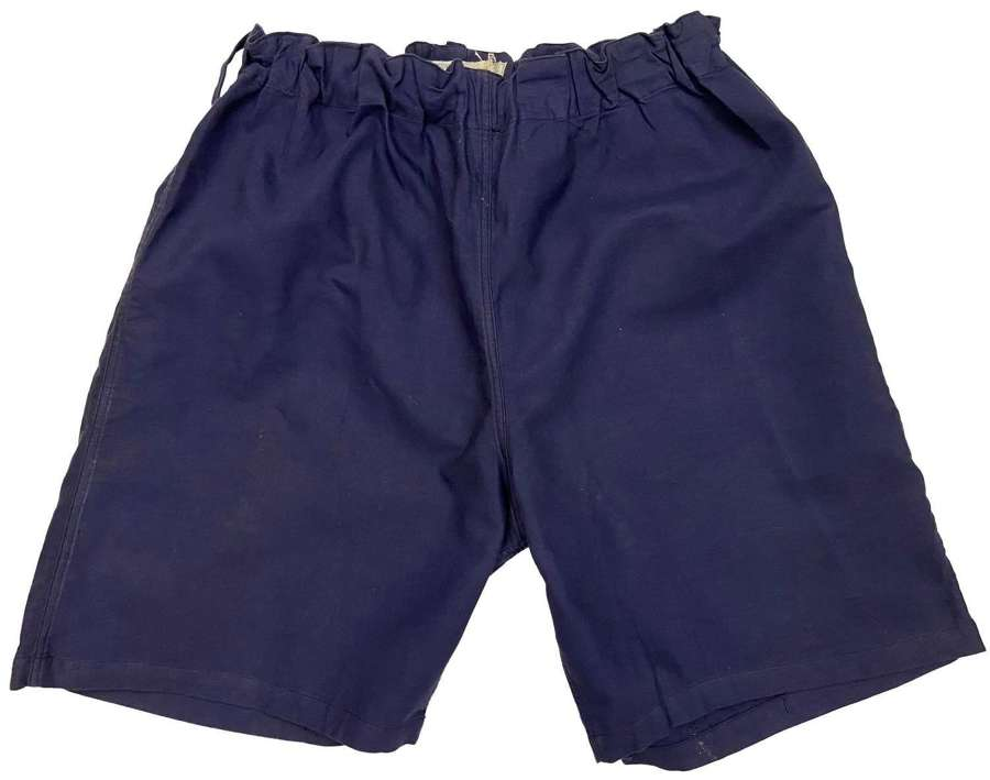 Scarce 1937 Dated RAF Physical Training Shorts (2)