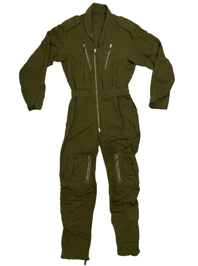 Original 1977 Dated MK 11 RAF Flying Suit - Size 7