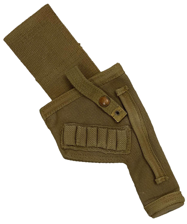 Original 1942 Dated British Army RAC MKII Pistol Holster