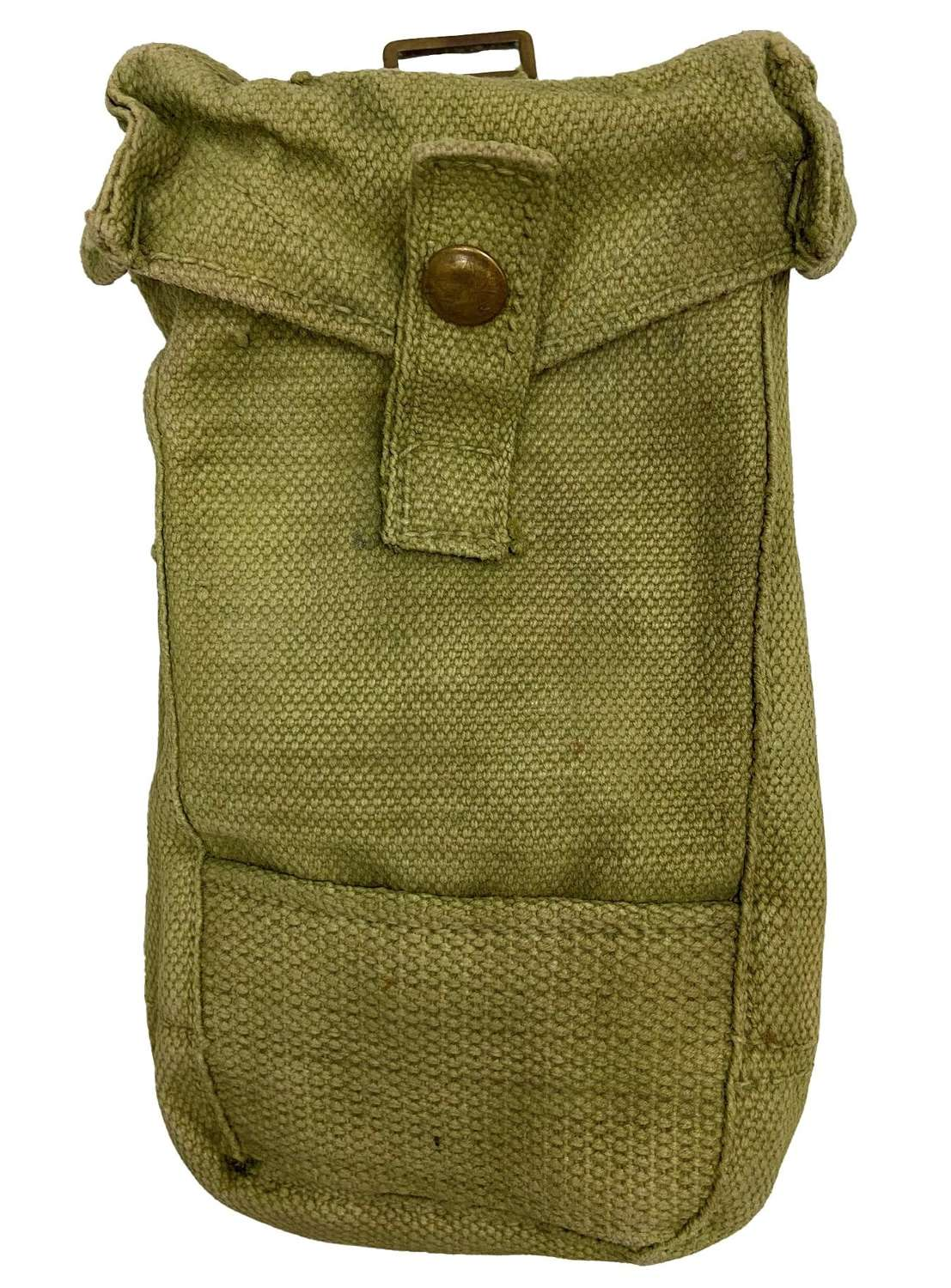 Original Early WW2 Indian Made MKI 1937 Pattern Universal Pouch