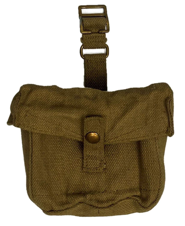 Original 1942 Dated Home Guard Ammunition Pouch
