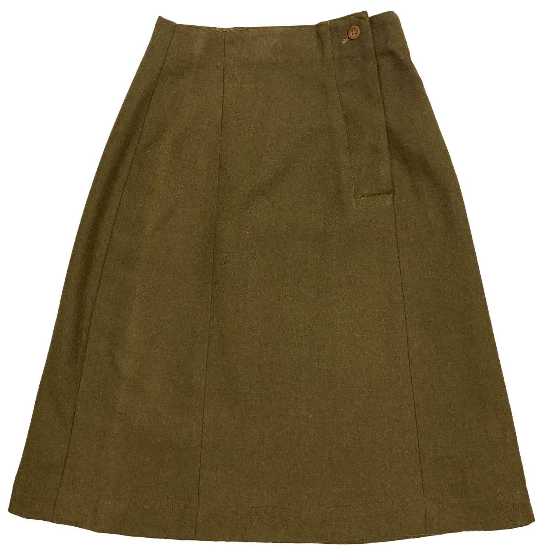 Original WW2 Theatre Made ATS Skirt