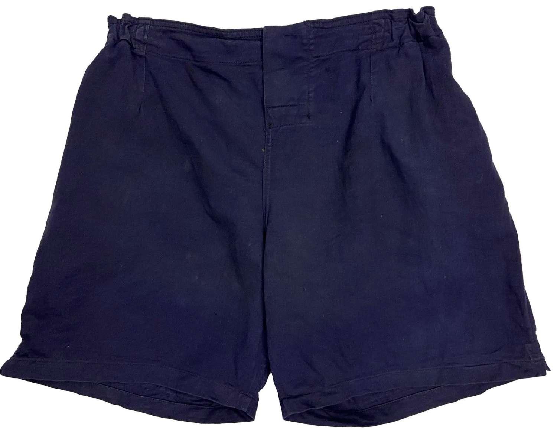 Original 1951 Dated British Physical Training Shorts - Size 3
