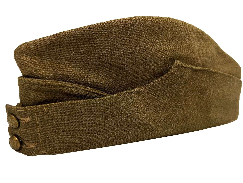 Original WW2 British Army Ordinary Ranks Field Service Cap