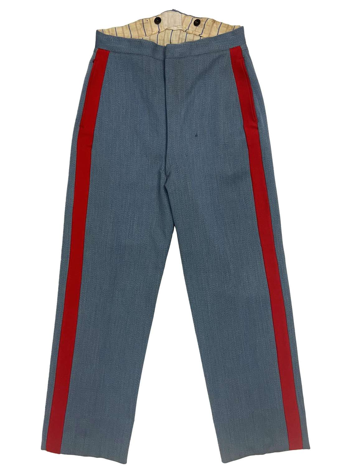 Original Great War Period French Army Officers Trousers