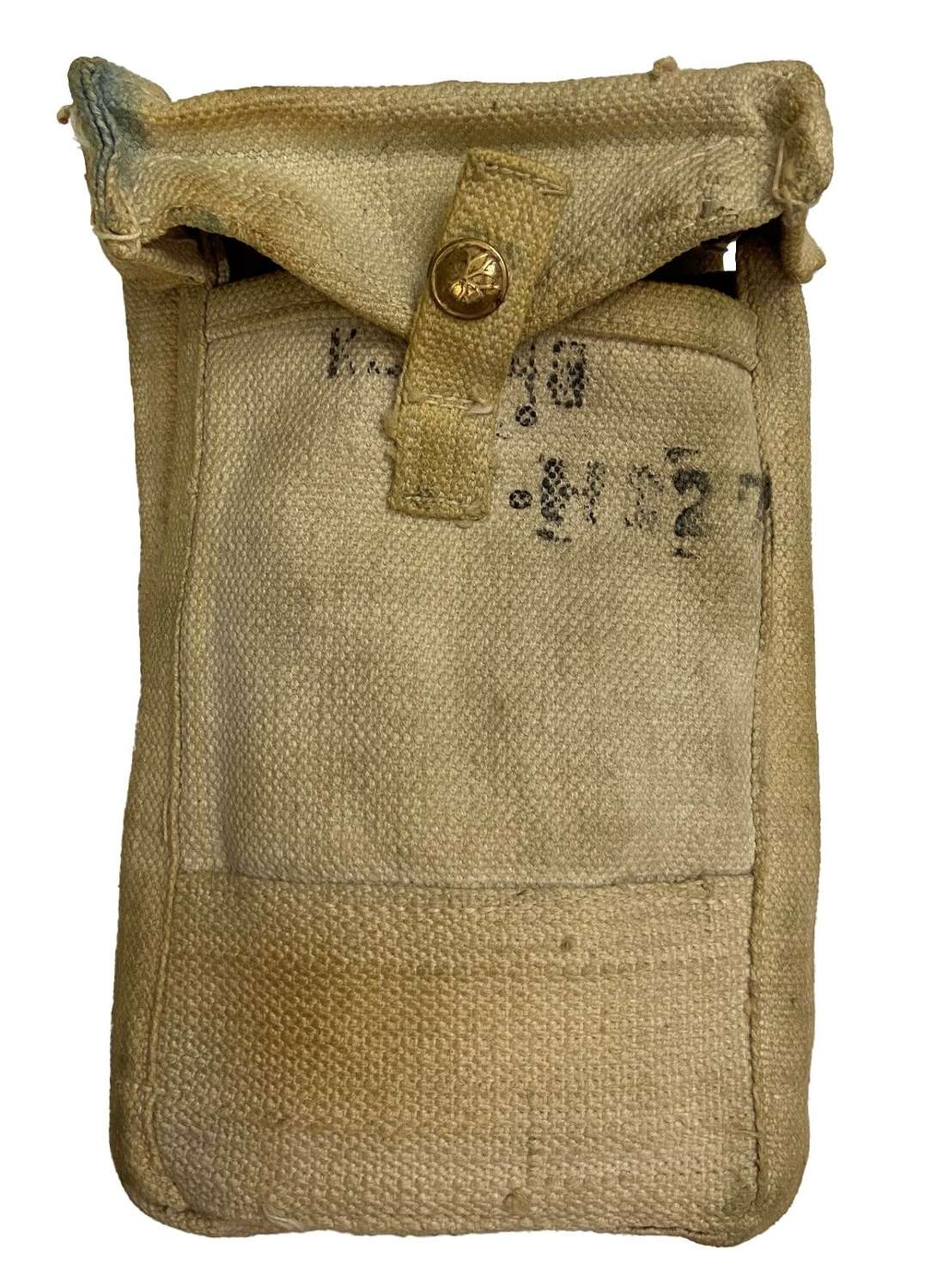 Original 1940 Dated Indian Made MKI Universal Pouch