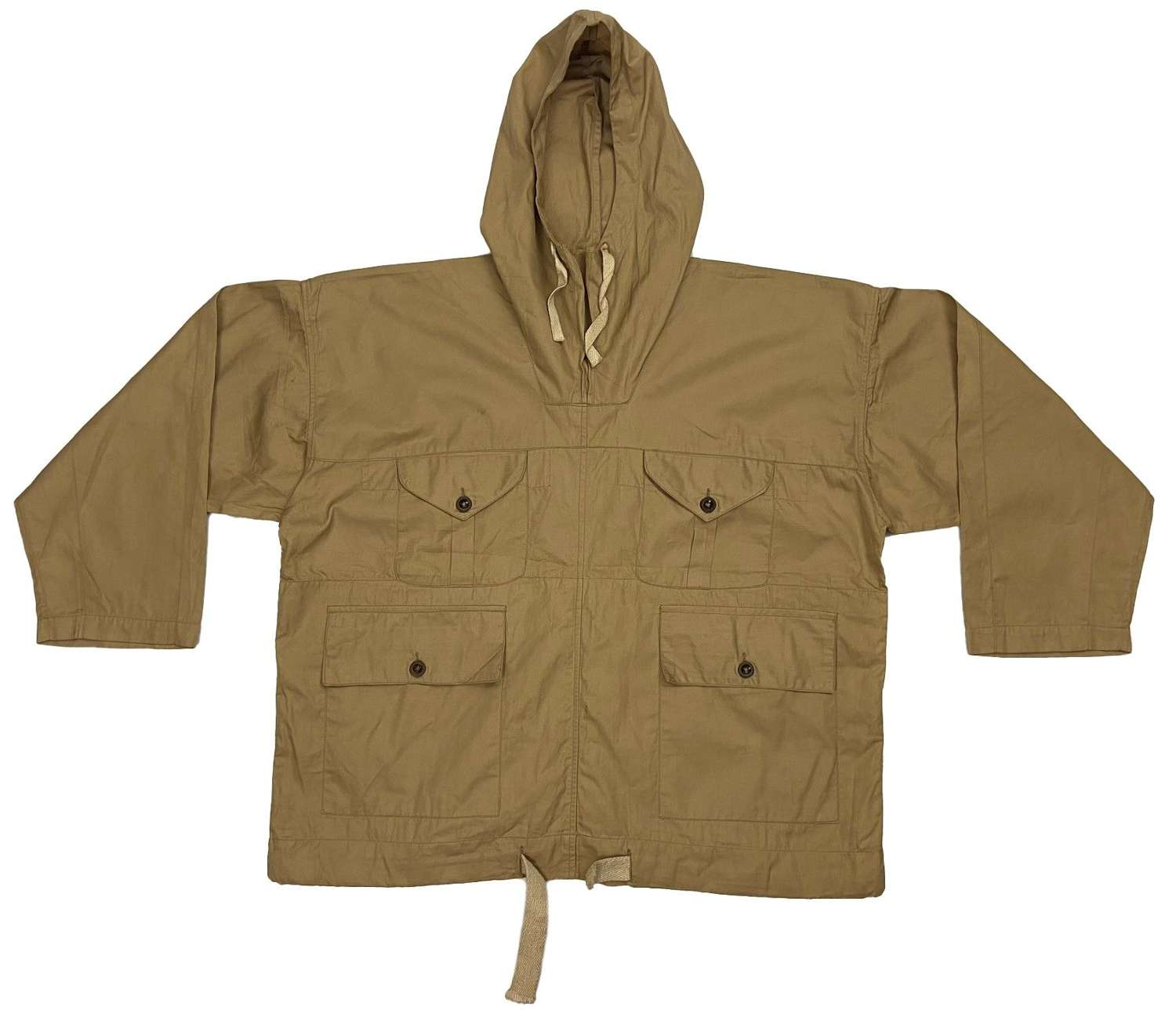 Original 1942 Dated Drab Windproof Smock - Size 1