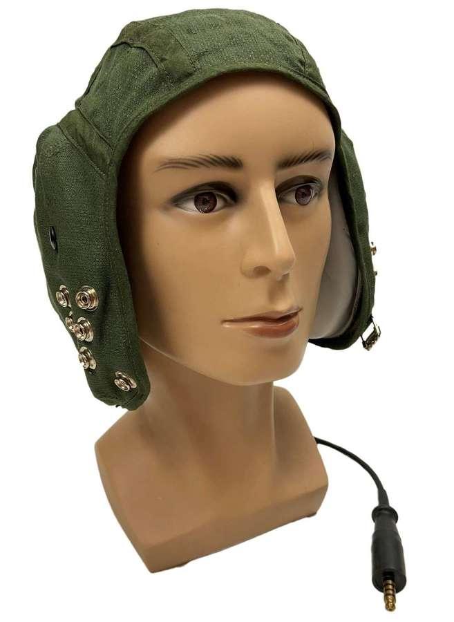 Original 1996 Dated RAF G Type Flying Helmet - Size 4