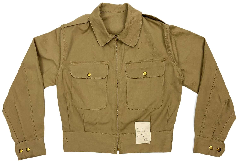 Original 1952 Dated Australian Army Blouson Jacket
