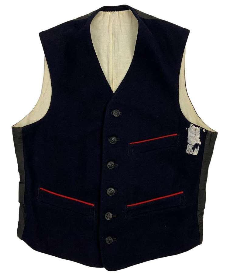 Original 1940s GPO General Post Office Waistcoat