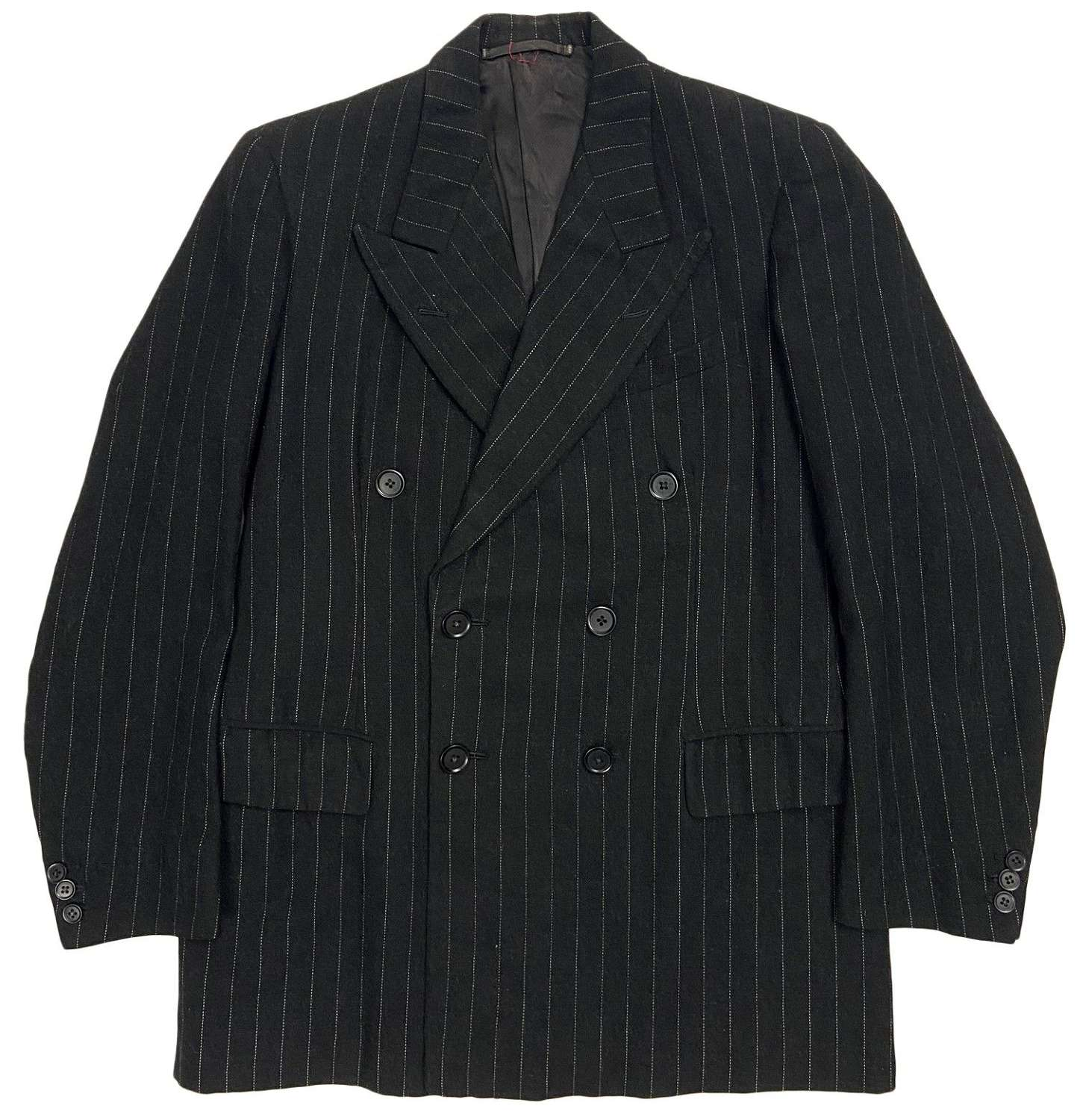 Original 1951 Dated Men's Double Breasted Jacket by 'Herbert Chappell'