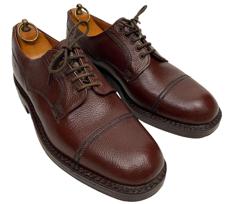 Original Men's Veldtschoen Shoes by 'George Webb' - Size 6 1/2