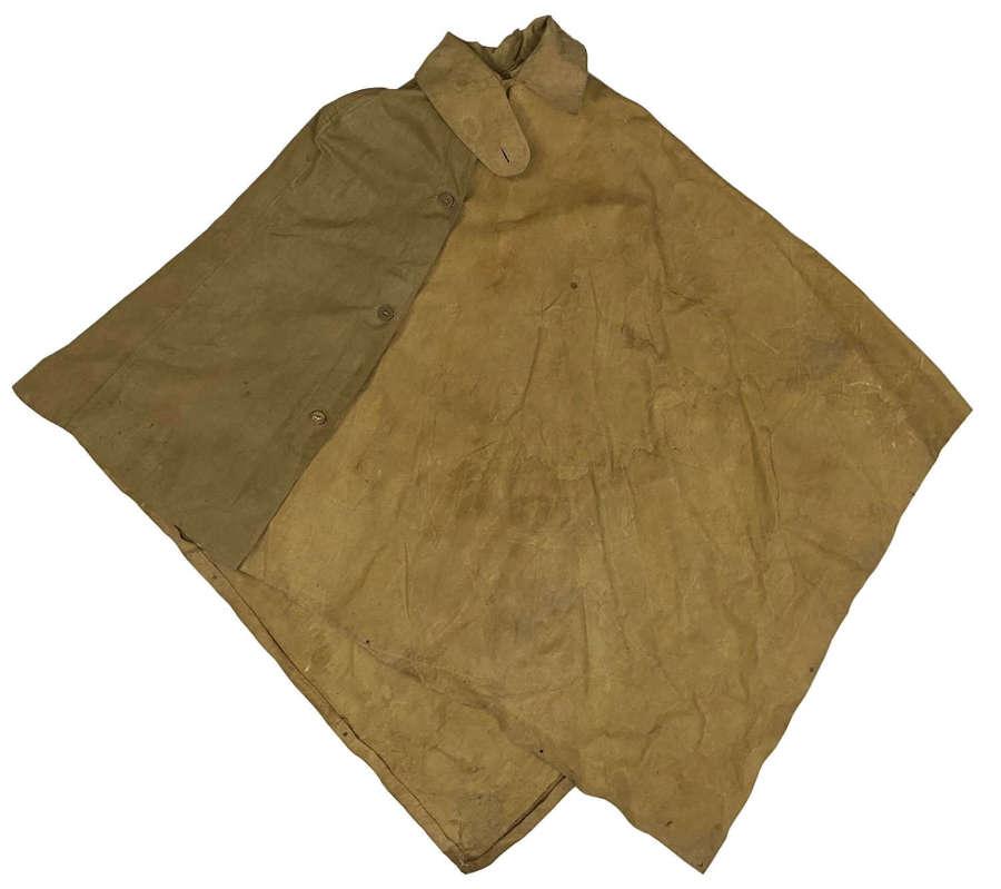 Original WW2 British Army Rain Cape