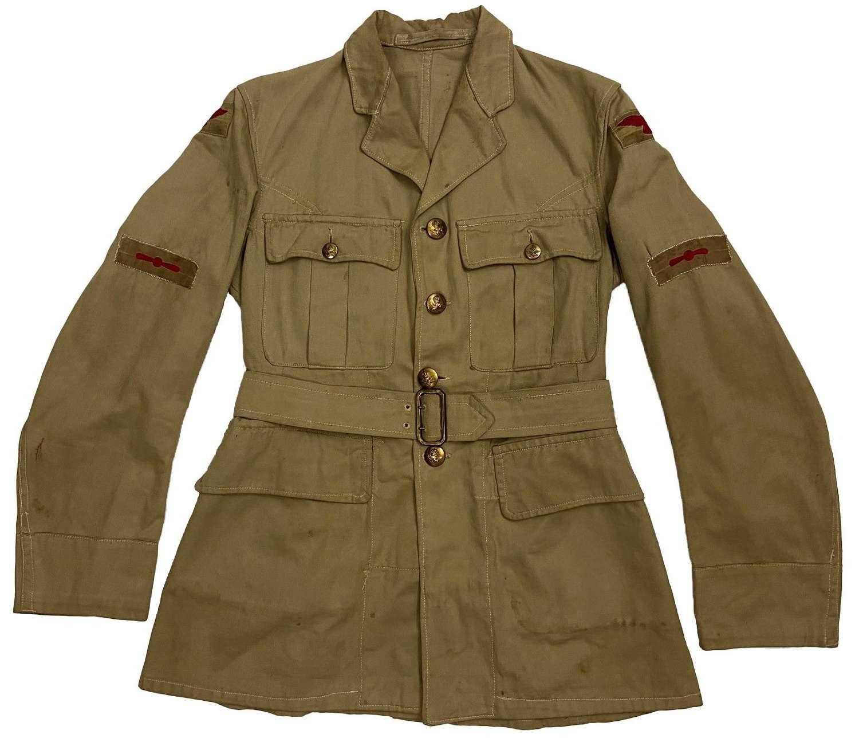 Original Pre-war / Early WW2 RAF Khaki Drill Tunic