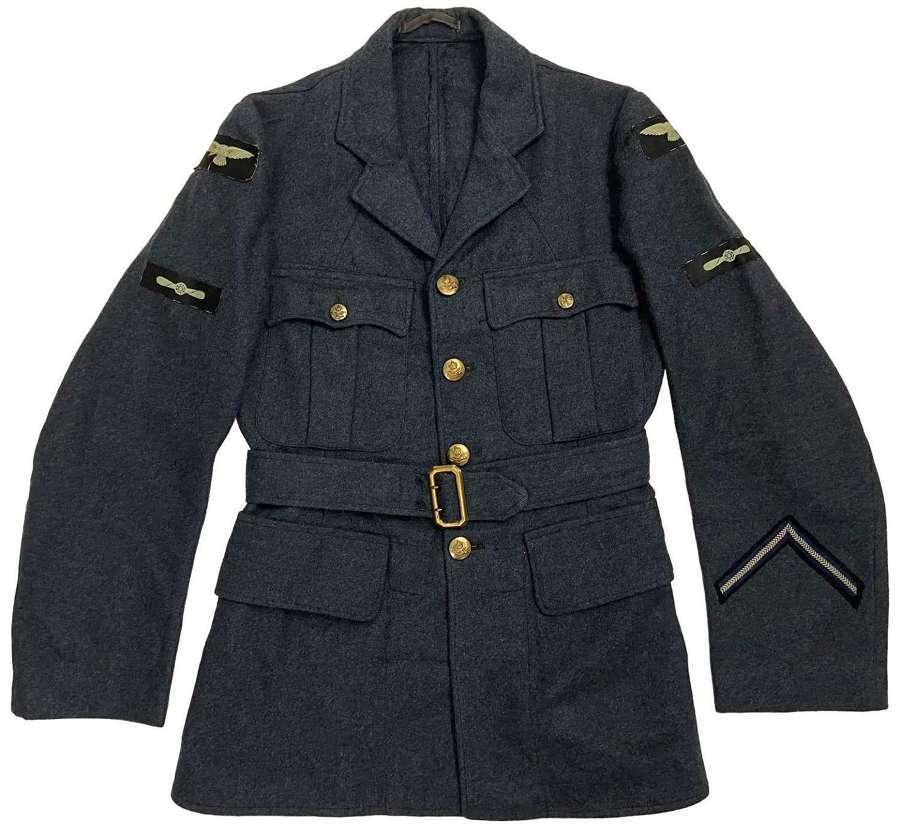 Original WW2 RAF Ordinary Airman's Tunic - Size 8