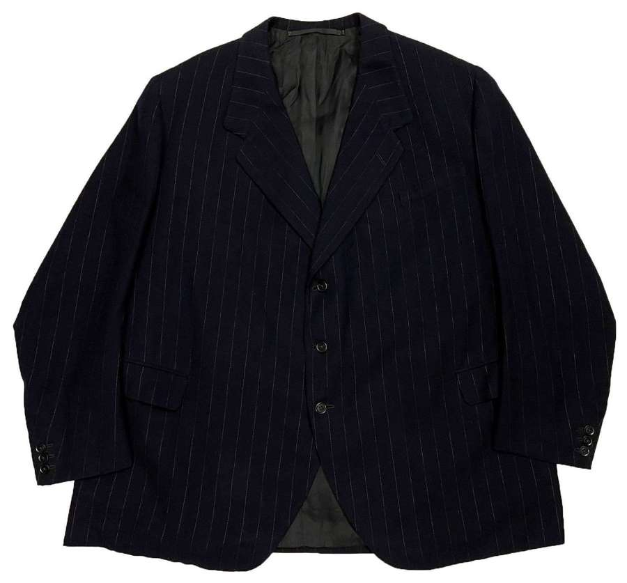 Original 1950s Men's Single Breasted Jacket by 'George Downie' Size 46