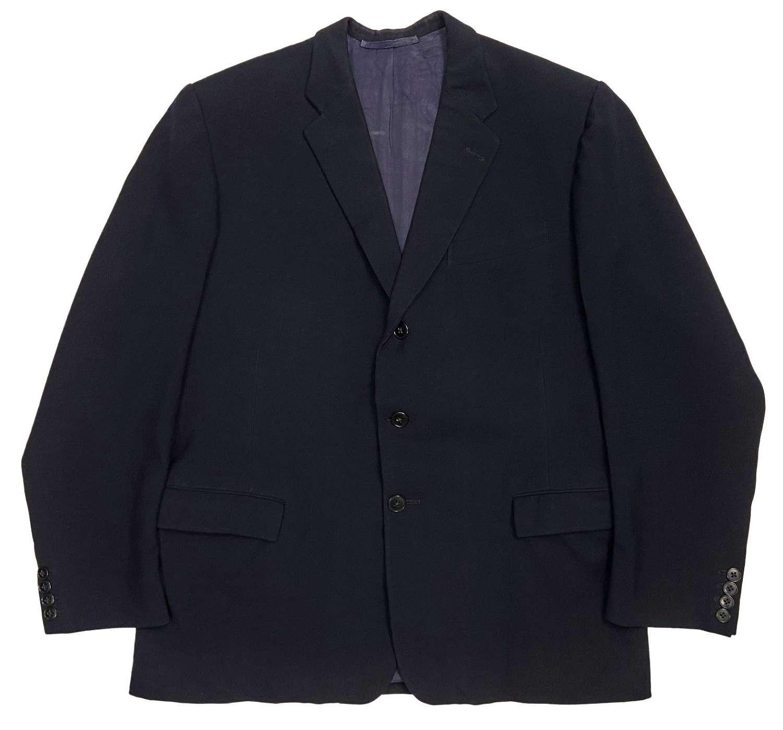 Original 1950s Men's British Single Breasted Jacket - Size 39