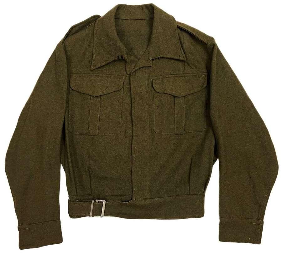 Original 1941 Dated First Pattern ATS Battledress Blouse - Size 2