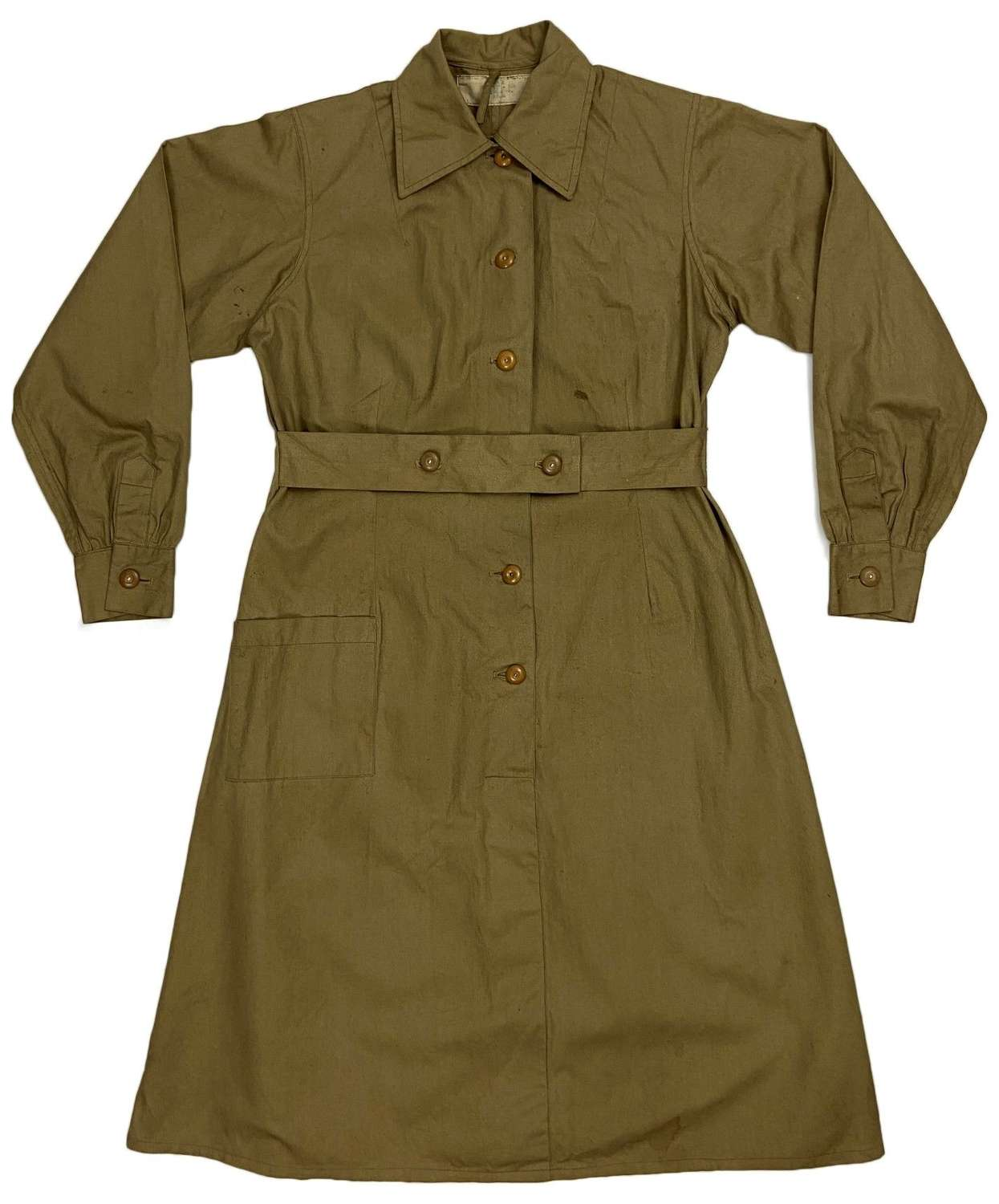 Original 1942 Dated ATS Overalls - Size 2