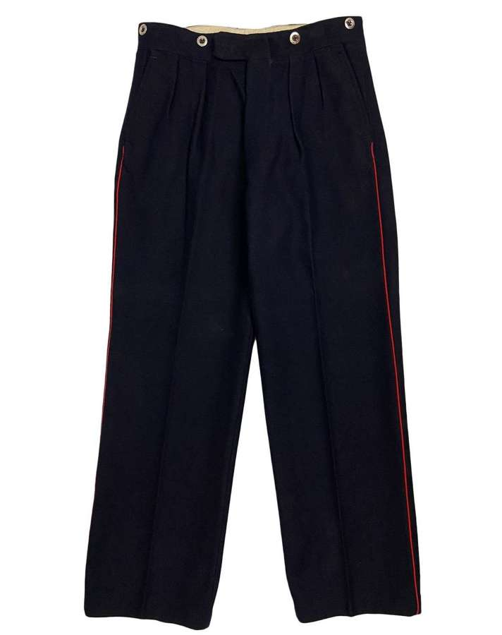 Original 1950s GPO Wool Trousers