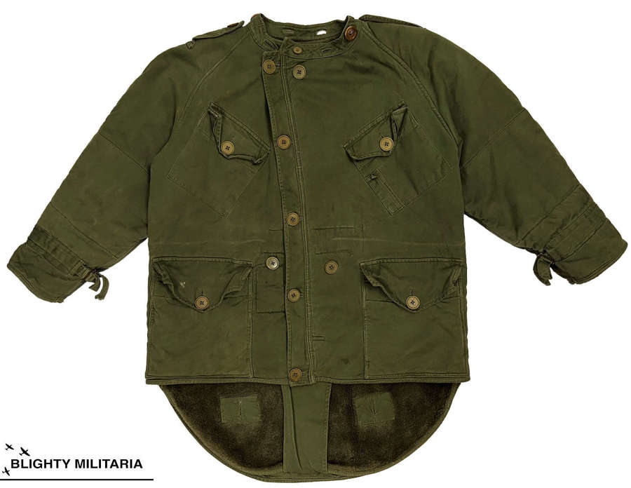 Original 1954 Dated British Army Middle Parka - Size 6