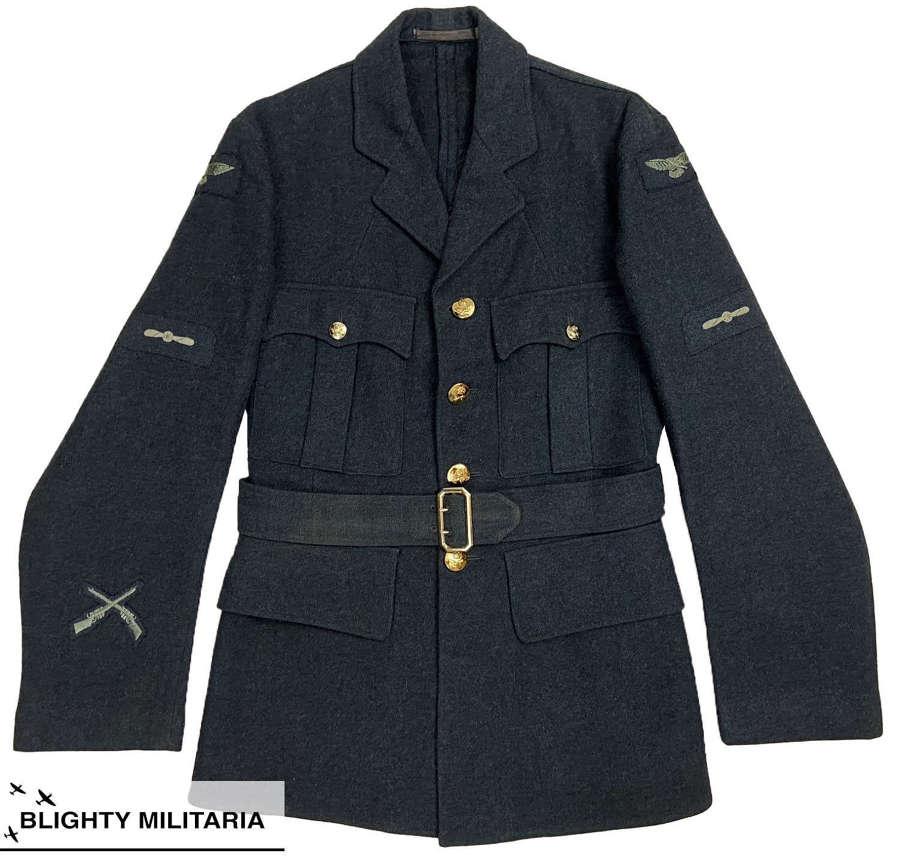 Original 1952 Dated RAF Ordinary Airman's Tunic - Size 8