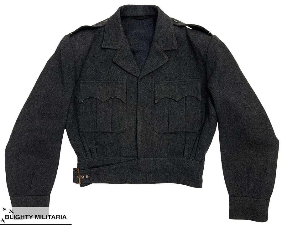 Original WW2 RAF Private Purchase Battledress Blouse
