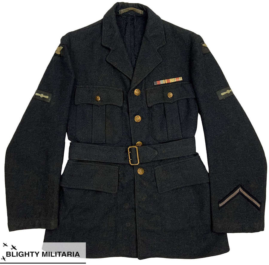 Original WW2 RAF Ordinary Airman's Tunic